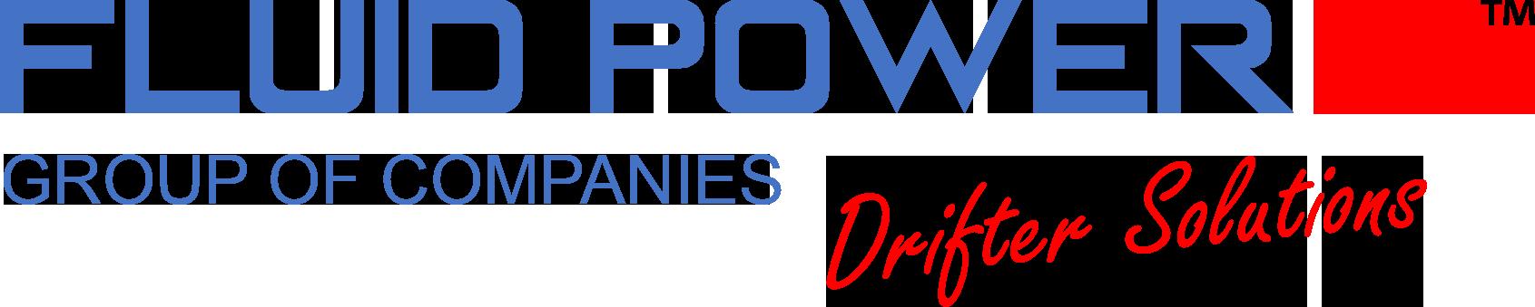 Fluid Power - Drifter Solutions Logo