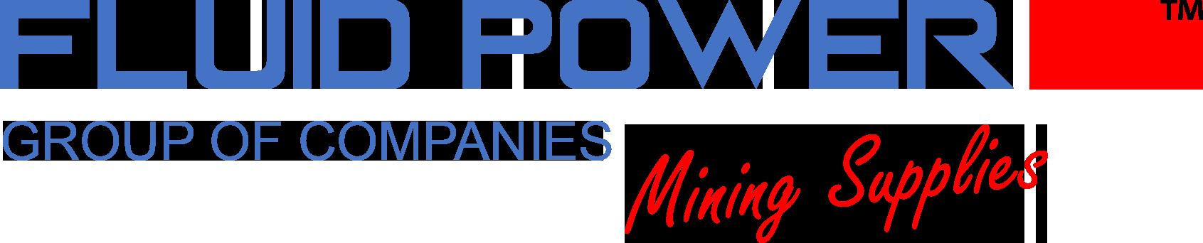 Fluid Power - Mining Supplies Logo