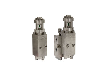 Hydraulic Fire Safety Valves