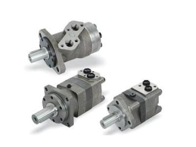 Hydraulic Motors & Gear Boxes